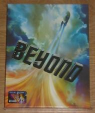 Star Trek Beyond (blu-ray) Steelbook - Filmarena (Full slip). NEW & SEALED