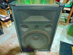 TOA SPEAKER SYSTEM MODEL 380-SE # 2