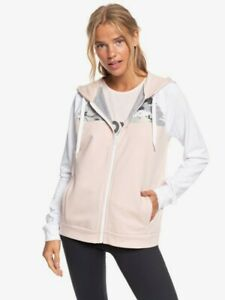 ROXY AFTER THE FALL WOMENS SPORTS HOODY CAMO