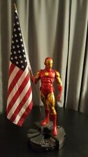 Marvel The Invincle Iron Man Comiquette Sideshow Used JC