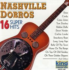 Nashville Dobros - 16 Super Hits [New CD]