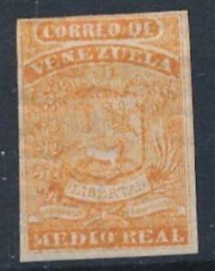 [31085] Venezuela Good classical stamp Fine/VF MH signed