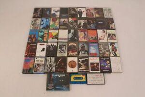 Musik Kassetten MC´s Blues Rock Sammlung Lot Konvolut