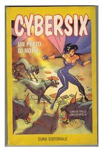 Cybersix 29 Carlos Meglia Carlos Trillo Eura Editoriale 1996