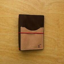 Sojourner Tn Travellers Scoop Pocket Passport Size Stag Red Travelers Notebook