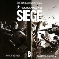 Ben Frost - Tom Clancy's Rainbow Six - Siege - Original Game Soundtrack [CD]