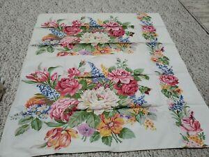 Ralph Lauren Melissa Beach House Southampton Floral Pillowcases standard set 2