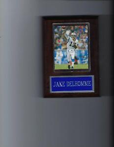 JAKE DELHOMME PLAQUE CAROLINA PANTHERS FOOTBALL NFL
