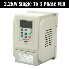Variable Frequency Drive Single Phase3 Phase Under Voltage 22kw 400hz