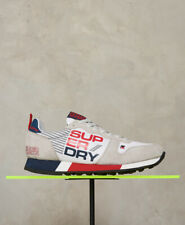 Superdry Mens Street Sport Low Trainers