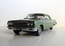 West Coast Precision Diecast 1964 Chevrolet Impala Diecast  ( Green ) 1:24 Scale