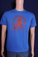 Vintage '80s University of Florida Players Dept of Theater blue soft t shirt S