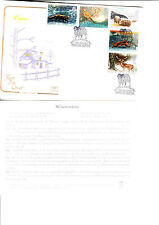 G.B. 1992 Wintertime set on Cotswold First Day Cover, BRECON POWYS