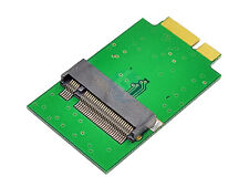 "B+M key M.2 NGFF SSD Adapter Card for MacBook Air 11"" A1370 13"" A1369 2010 2011"