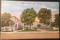 Vintage Postcard Buena Vista Hotel Biloxi  Mississippi Postdate 1937 B36