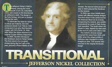 JEFFERSON NICKELS COLECTION