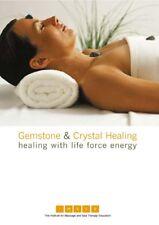 Gemstone Chakra Crystal Healing Video On DVD & Manual