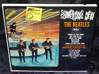 Beatles Something New Sealed Vinyl Record Lp USA 1964 Orig T 2108 Riaa 2 Mono
