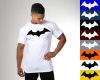 Men Batman Gym Bodybuilding Muscle Training Cotton Casual Athletic T-shirt Tee