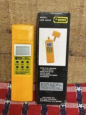 Mannix Digital Sling Psychrometer Hygrometer Model Sam990dw