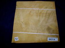 Laurel Maser Maserfurnier Maserholz 1 Paket  360 x 340 mm   24 Blatt  Nr. 953