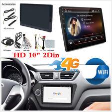 "2Din 1080P 10.1"" Touchscreen Car Stereo Radio GPS Wifi 4G DVD Mirror Link Player"