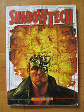 Shadowrun – SHADOWTECH dt - Roleplaying Game Sourcebook Guide RPG FAFA SR FANPRO