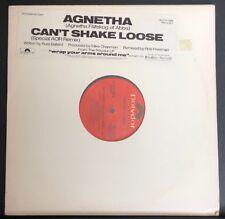 "Agnetha Faltskog - Can't Shake Loose - 12"" Promo - ABBA"