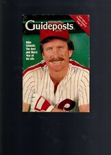 Guideposts Magazine with nice article on Philadelphia Phillies star Mike Schmidt