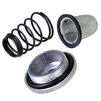 Scooter Oil Filter Drain Plug Set Kit fit GY6 50cc 125cc 150cc Chinese Moped New