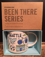 """🌲NEW-Starbuck's """"Been There Series"""" Washington State 14fl oz Mug in Box🌲"""