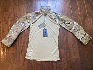 Multicam Crye Small Regular Combat Shirt G3 FR-S SEALs MARSOC Green Beret