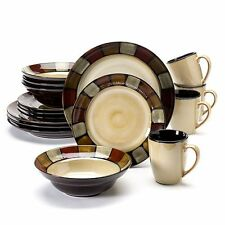 NEW Pfaltzgraff Taos 16-pc. Dinnerware Set NIB