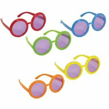 Amscan 60s Groovy Colors Glasses