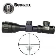 Bushnell 2-6x32 Red/Green Illuminated Reticle Short Rifle Scope HD Glass NEW AU