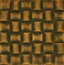 TEXTURE STYROFOAM CEILING TILES 20x20 R25BG Black Gold