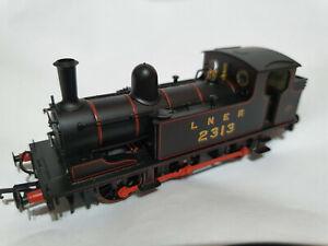 Bachmann 31-060 LNER J72 CLASS 2313 LNER Lined Black OO gauge BNIB