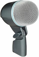 Shure*BETA 52A*Supercardioid Dynamic Kick Drum Microphone FREE SHIP NEW