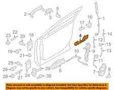 FORD OEM Front Door-Handle Base Left CG1Z5426685A