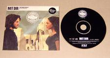 Single CD Freundeskreis Joy Denalane - Mit Dir 3.Track 1999  Max Herre MCD SO 22