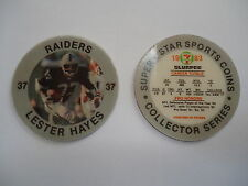 Lester Hayes 1983 7-11 Super Star Collector Coin