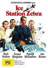 Ice Station Zebra (DVD, 2006)
