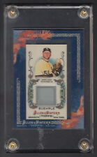 2011 TOPPS ALLEN & GINTERS MARK BUEHRLE GAME USED JERSEY CARD MINT W/ SCREW CASE