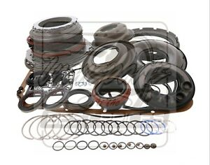 Fits Dodge RAM 2500 3500 68RFE Transmission Alto Master Rebuild Kit 2007-On