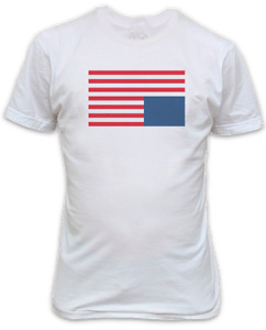 House of Cards inspired flag t-shirt