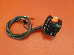 HONDA CBR900RR SC44 Starterschalter Lenkerschlalter gebraucht