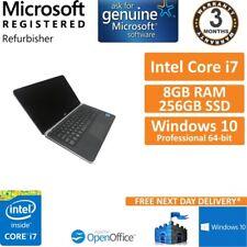 Dell XPS 13 9333 Intel i7-4510u, 8GB RAM, 256GB SSD M.2 Win 10 Pro 13.3 B