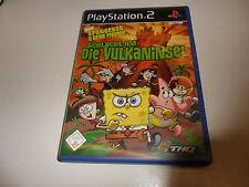 PlayStation 2   SpongeBob & Freunde - Schlacht um die Vulkaninsel (2)