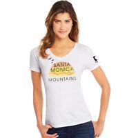 2 Hanes Santa Monica Mountains Outdoors National Rec Area Tees G9337P Y07800