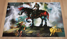 The Legend of Zelda Ocarina of Time / Star Wars Rogue Squadron Poster 30x44cm